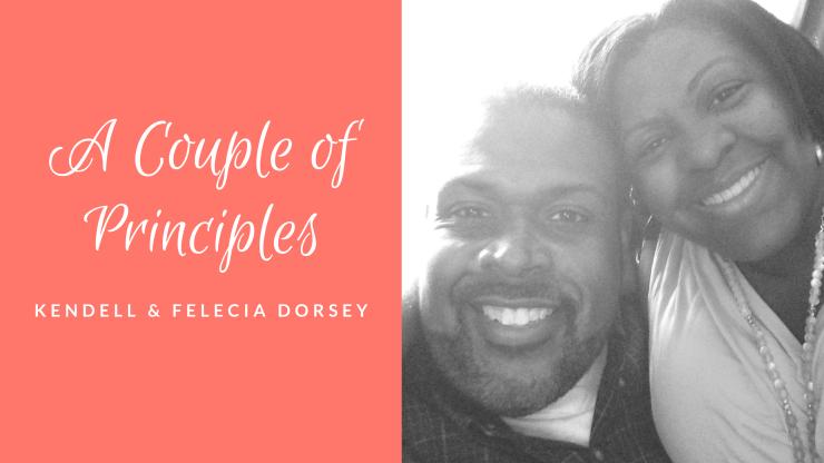 A Couple of Principles